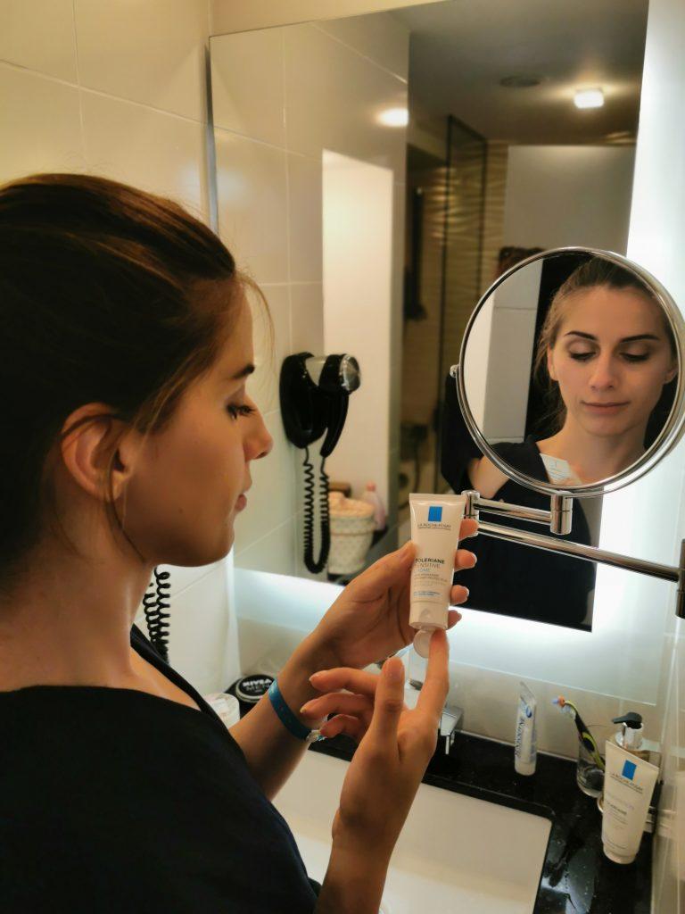 Rutina de îngrijire pentru pielea sensibilă