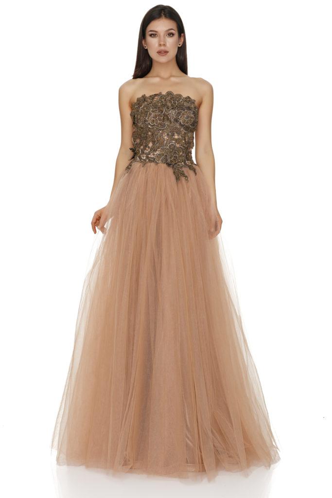 rochie lunga de seara