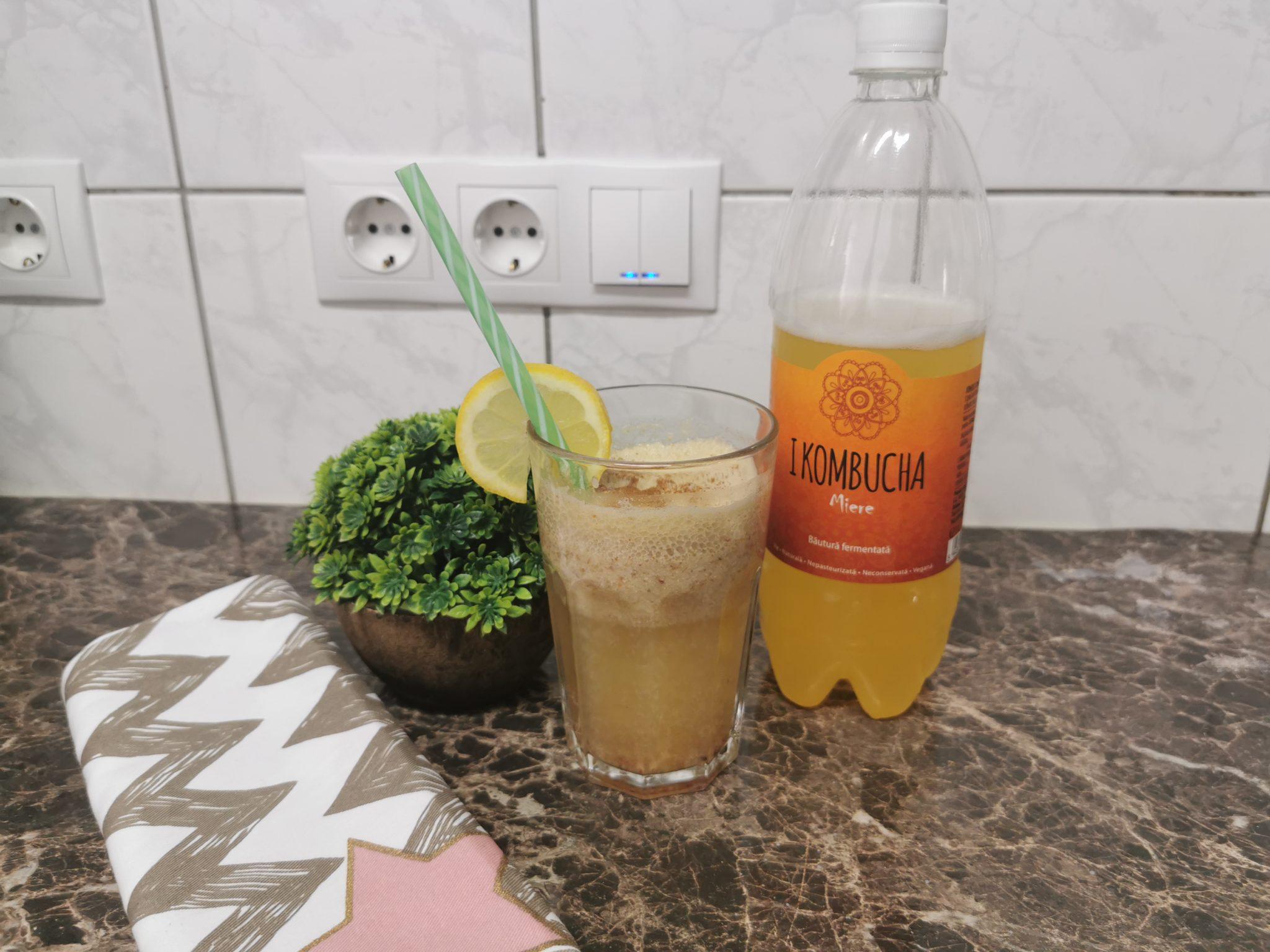 kombucha smoothie